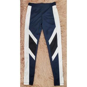 URBAN OUTFITTERS Blue Navy Black and White Legging